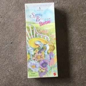 Avon Spring Blossom Barbie NIB